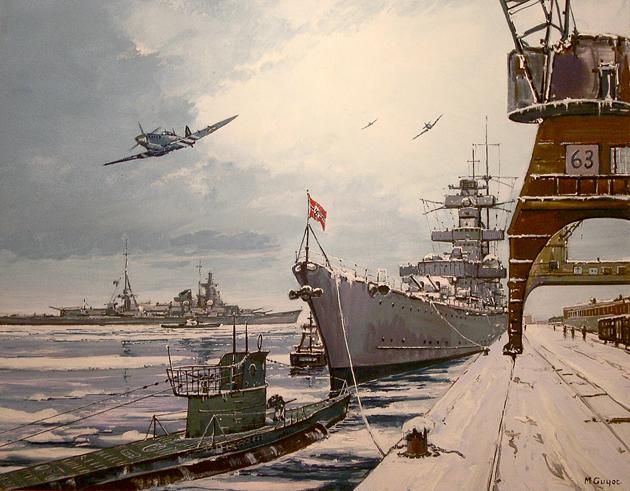 SubArt - Admiral Hipper