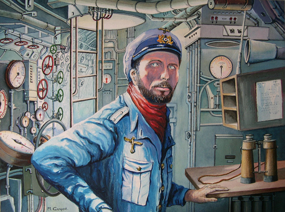 SubArt - Uboat Captain