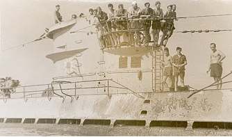 SubArt - U-boat U124 Last Breath