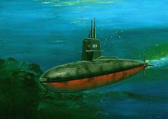 North To Alaska S Class Submarine